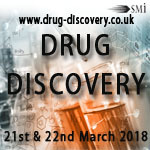 Drug Discovery London, United Kingdom 21st- 22nd March 2018