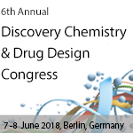 6th Annual Discovery Chemistry & Drug Design Congress, 7-8 June 2018, Berlin, Germany