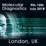 5th Conference on Molecular Diagnostics, Monday 9th – Tuesday 10th July 2018, Holiday Inn Kensington Forum, London, UK