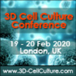 SMi's 4th Annual 3D Cell Culture Conference, 19th - 20th February 2020, Focus Day: 18th February 2019, Location: Copthorne Tara Hotel, London, UK