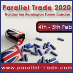 Parallel Trade 2020 Date: 4th – 5th February 2020 Location: Holiday Inn, Kensington Forum
