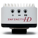 Lumenera's INFINITYHD 1080p60 Full High Definition Microscopy Camera
