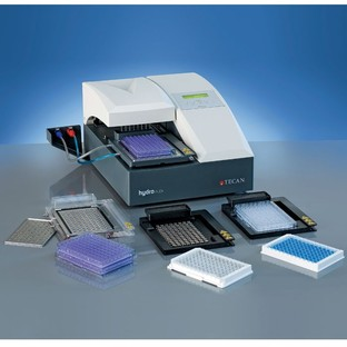 HydroFlex™ microplate washer for 96-well format and strip washer