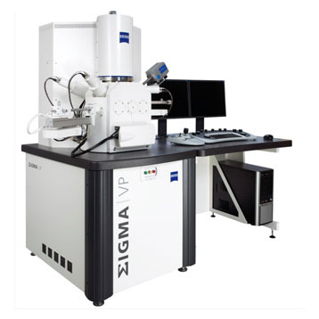 ZEISS SIGMA Field Emission Scanning Electron Microscope